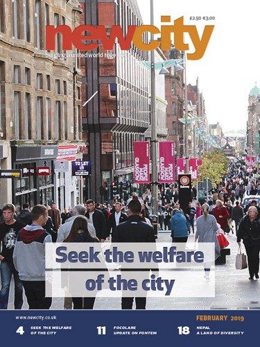 New City Magazine – UK Subscription