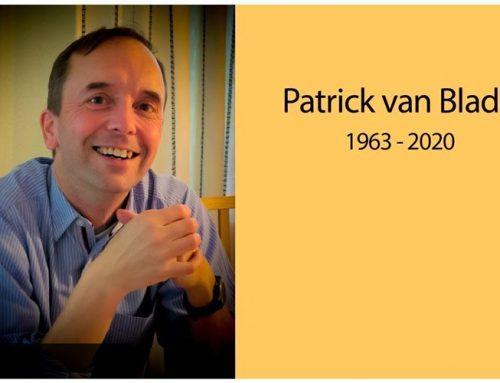 Patrick van Bladel – a child of God