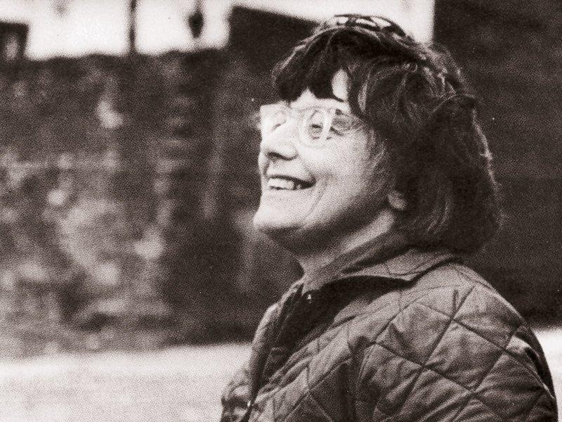 Sister Anna in Belfast in 1973